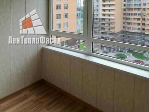 03 Остекление балкона ЖК Академ Парк