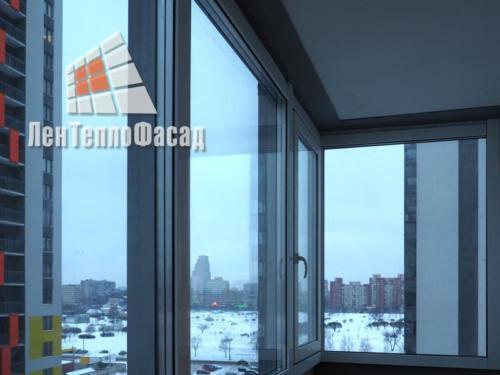 14 Замена стекол на стеклопакеты гор Кудрово